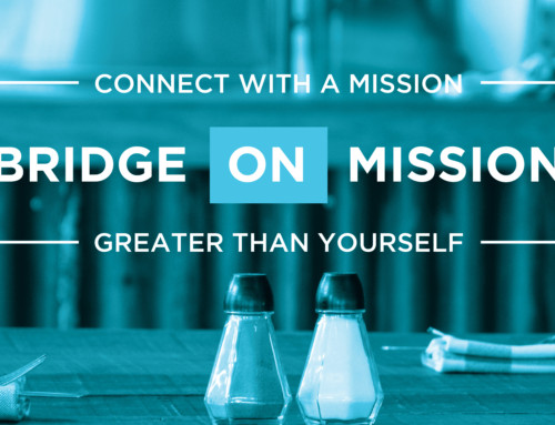 A Mission Greater Than Yourself
